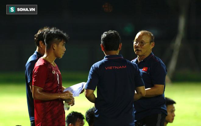 Chính thức: VFF đổi lịch V.League, giúp HLV Park Hang-seo có thêm cơ hội hạ Thái Lan - Ảnh 1.