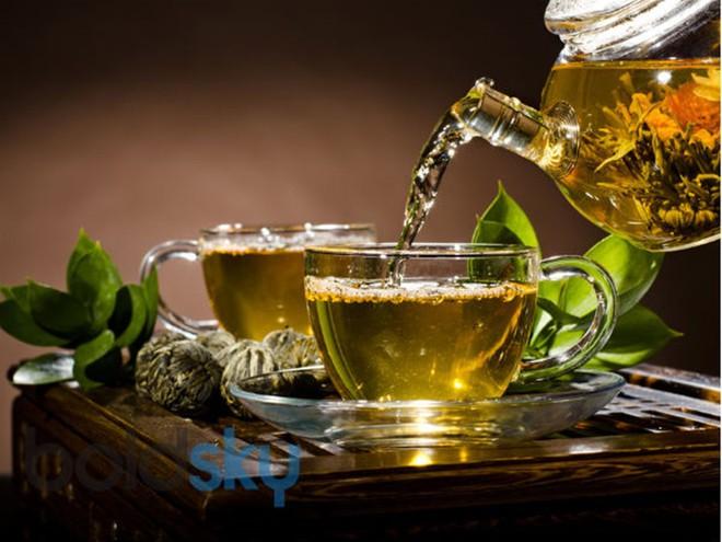 Mùa hè uống trà giúp đẹp da, giảm cân và ngăn ngừa ung thư - Ảnh 1.