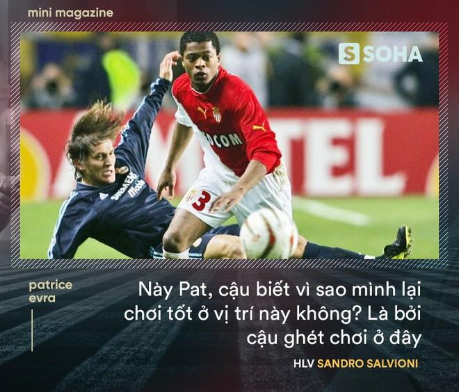 Patrice Evra: Lời sấm đêm vô địch Champions League của Sir Alex khiến Man United bất tử - Ảnh 3.