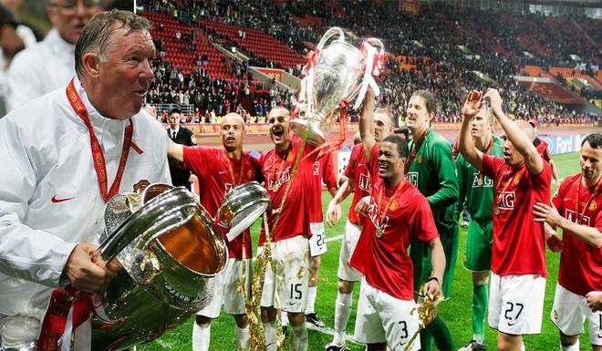 Patrice Evra: Lời sấm đêm vô địch Champions League của Sir Alex khiến Man United bất tử - Ảnh 11.
