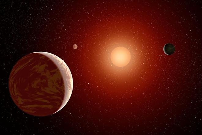 Những kiểu thời tiết lạ lùng trên các hành tinh ngoài Trái Đất - Ảnh 9.