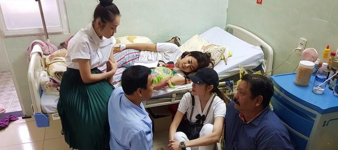 Bệnh ung thư của Mai Phương chuyển biến xấu, người nhà tiết lộ tình trạng hiện tại gây xót xa - Ảnh 1.