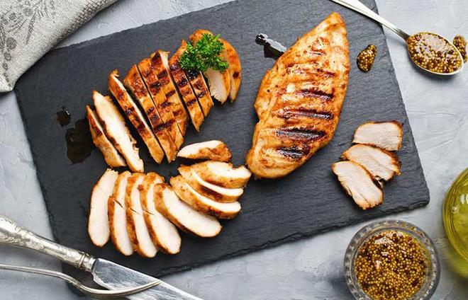 Thịt Gà - Thực Phẩm Giàu Kẽm