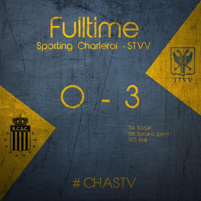 Sint Truidense thắng lớn, fanpage CLB ngập tràn sự tử tế đến từ Việt Nam - Ảnh 1.