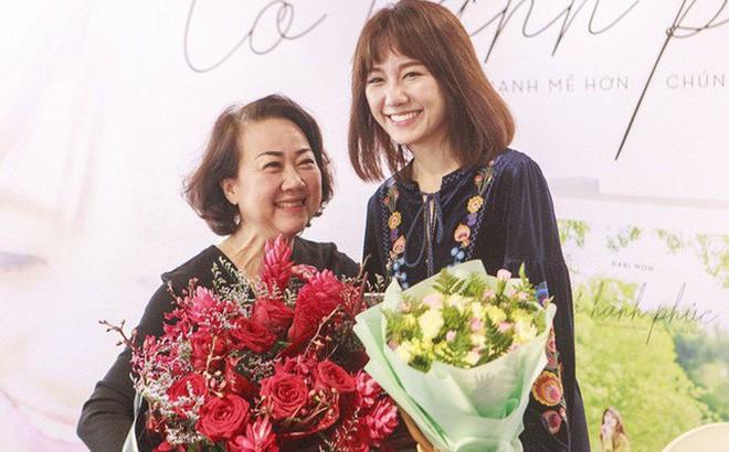 Sau 3 năm kết hôn với Trấn Thành, mối quan hệ của Hari Won với bố mẹ chồng ra sao? - Ảnh 1.