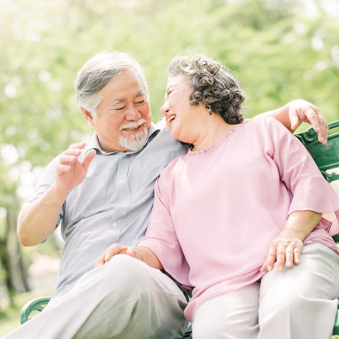 6 lợi ích của việc già đi: Đây là lý do dù lớn tuổi hơn thì con người vẫn rất hạnh phúc - Ảnh 3.