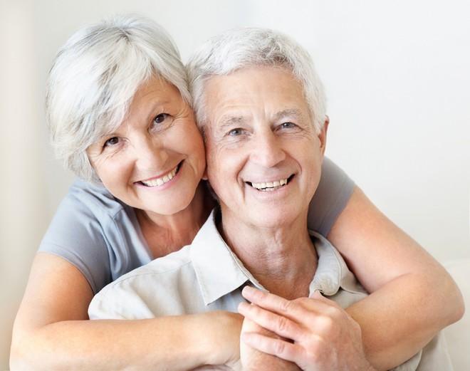 6 lợi ích của việc già đi: Đây là lý do dù lớn tuổi hơn thì con người vẫn rất hạnh phúc - Ảnh 4.