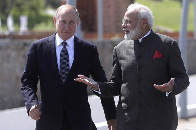 Biển Đông: Ấn Độ, Nga quyết định vào cuộc - Ảnh 1.