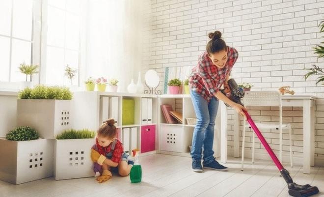 Ý nghĩa của việc dọn nhà trước Tết có thể bạn chưa biết - Ảnh 2.