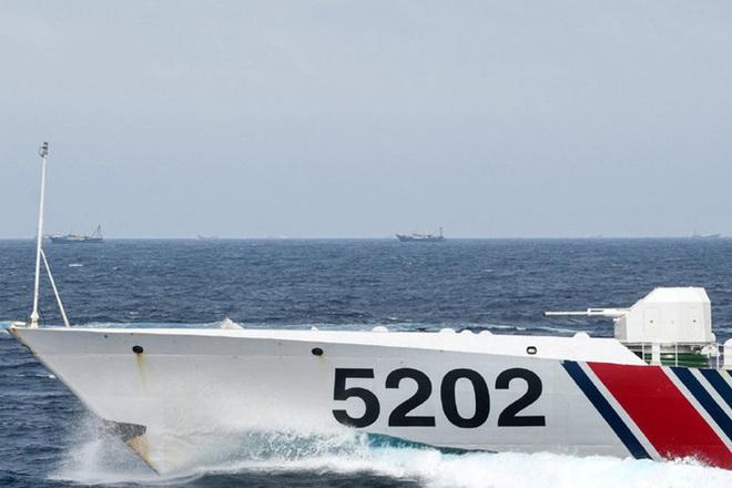 Indonesia công bố hình ảnh chi tiết cuộc đối đầu với tàu Trung Quốc trên vùng biển Natuna - Ảnh 1.