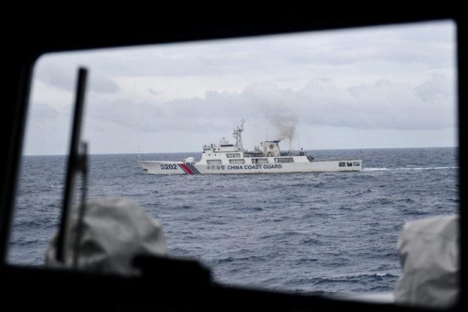 Indonesia công bố hình ảnh chi tiết cuộc đối đầu với tàu Trung Quốc trên vùng biển Natuna - Ảnh 3.