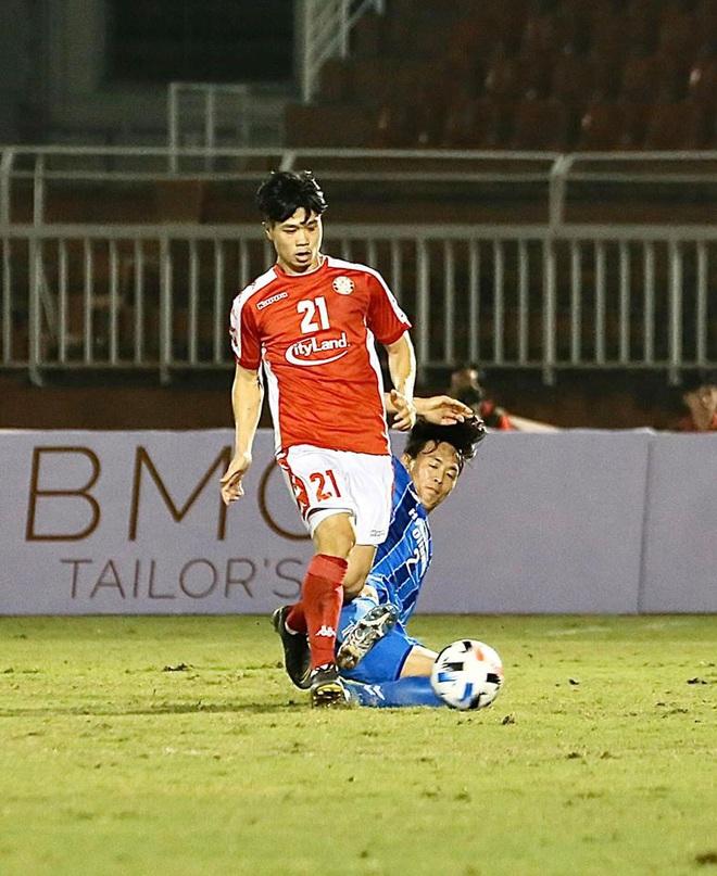 Công Phượng ra sân, TP.HCM thua cường địch từ Hàn Quốc - Ảnh 3.
