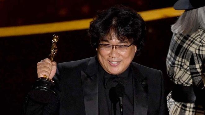 Ký sinh trùng đoạt 4 giải Oscar: 92 năm lịch sử của Oscar đã bị phá vỡ khiến cả thế giới rúng động - Ảnh 1.