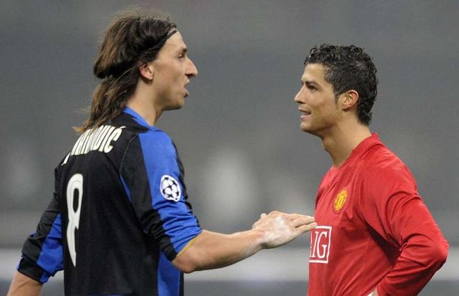 Âm thầm truyền nghề cho 2 quý tử, Ibrahimovic sẽ có ngày báo thù rửa hận Ronaldo? - Ảnh 6.