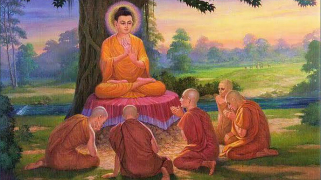 Cầm 1 chiếc khăn tay, Đức Phật dạy môn đồ bài học sâu sắc về cách ứng xử trong cuộc sống - Ảnh 1.