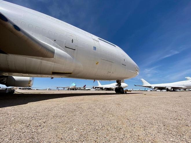 Hành trình tìm chỗ đỗ cho một chiếc máy bay trị giá 375 triệu USD: Bạn không thể chỉ khóa cửa rồi bỏ đấy - Ảnh 7.