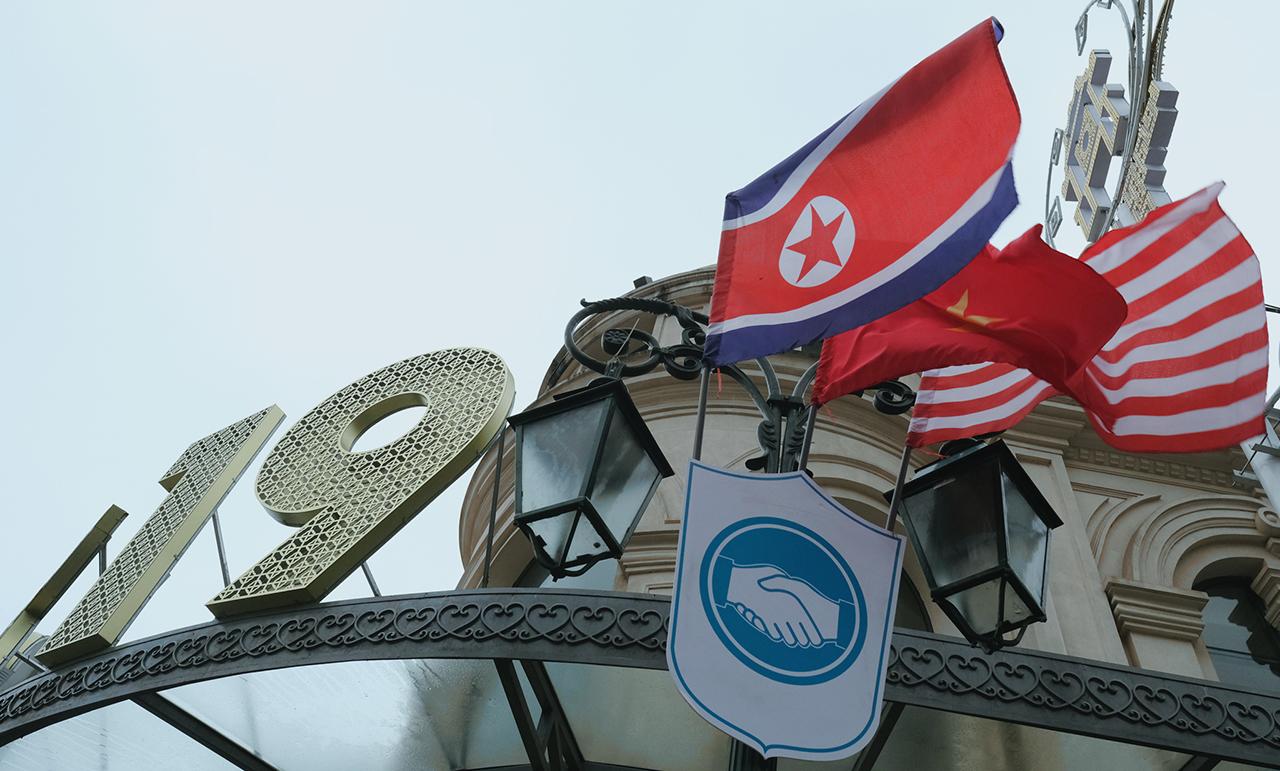Thượng đỉnh Mỹ - Triều tại Hà Nội